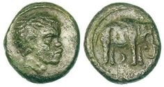 Hannibal Barca; This coin of Hannibal Barca is said to be carbon dated to the time of Hannibal, 247 – 183 B.C., while later European-looking images of the Carthaginian general are reportedly dated a century or more after his death. we will never know definitively either way there are no known images of Hannibal