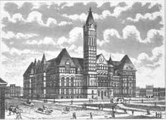 toronto old city hall - Google Search Old City, Toronto, Cathedral, Google Search, Building, Old Town, Buildings, Architectural Engineering