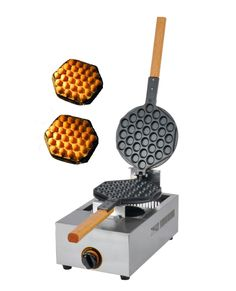 142.50$  Buy now - http://aliyln.worldwells.pw/go.php?t=32231312675 - Free Shipping ~ Gas type  Egg Waffle Maker for sale buy machine free get 6 gifts