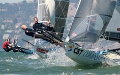 Sail Racing, Dinghy, Tack, Sailing, Boat, Ocean, Sports, Image, Travel