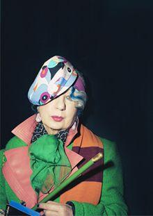 Words of Wisdom: Style Icon Anna Piaggi