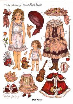 Ruth Marie - Debbie - Álbumes web de Picasa