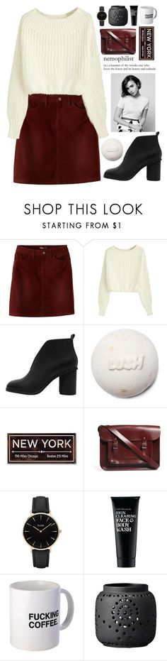 """""""#775 Chillin' (Z11)"""" by mia5056 ❤ liked on Polyvore featuring prAna, The Cambridge Satchel Company, CLUSE, Clark's Botanicals and zaful"""