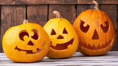 Cute Halloween Decorations, Halloween Games For Kids, Halloween Party Decor, Easy Halloween, Halloween Pumpkins, Halloween 2020, Halloween Costumes, Scary Pumpkin Carving, Amazing Pumpkin Carving