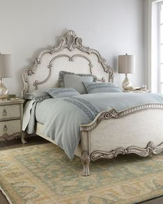 Alana Bedroom Furniture at Horchow.