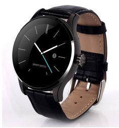 Alloy Round Smart Watch