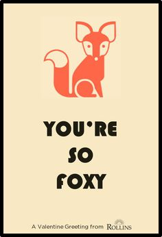 A Foxy Greeting from Rollins College