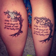 Matching sister tattoo-something to consider with your sisters?