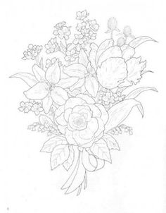 Flowers Coloring Page 28 Is A From FlowersLet Your Children Express Their Imagination When They Color The Will