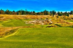 #4 at Chambers Bay Golf Course - Location of the 2015 U.S. Open Championship