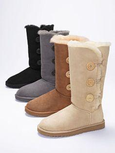 Bailey Button Triplet Boot - UGG® Australia - Victoria's Secret