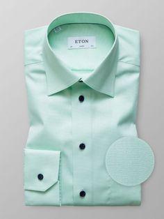 Green Twill Shirt