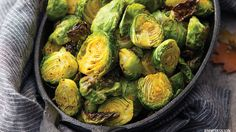 Fennel-Roasted Brussels Sprouts