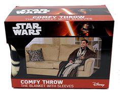 "Lucas Films Star Wars, ""Jedi Knight"" Adult Fleece Comfy T... https://www.amazon.com.mx/dp/B01G8UOVNM/ref=cm_sw_r_pi_dp_x_L7EMybW20G63K"