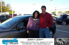 Happy Anniversary to Sannely on your #Mazda #Mazda3 from Teresa Mayon at Mazda of Mesquite!  https://deliverymaxx.com/DealerReviews.aspx?DealerCode=B979  #Anniversary #MazdaofMesquite