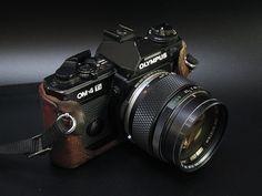 Olympus OM-4Ti and Zuiko 55 f/1.2