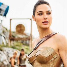 What are your thoughts on Gal Gadot as Wonder Woman?! #ComicsAndCoffee