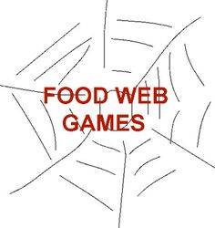 Food Chain Games for Kids to Learn about Food Web