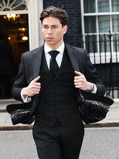 joey essex downing street westminster - Cerca con Google