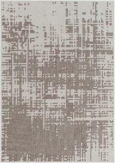 Name:Alfombra Abstract Plata Rug