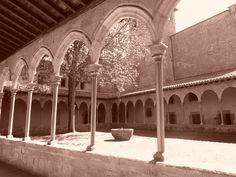 Claustro de Sant Joan de les Abadesses (Cataluña)