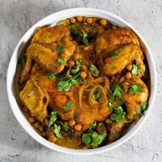 Baked Turmeric Chicken