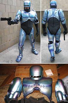 Robocop Costume Fancydress Pinterest Costumes Fancy Dress And