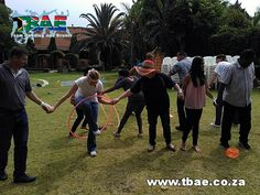 African Bank Communication Outcome Based team building Midrand