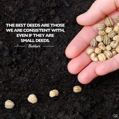 """Abu Hurairah narrated that the Messenger of Allah (ﷺ) said: """"Take on only as much as you can do of good deeds, for the best of deeds is that which is done consistently, even if it is little."""" 