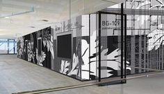 2d studio inspiratie: Ambacht én design in monumentaal wandkleed #desso