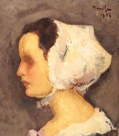 Bretona, Nicolae Tonitza