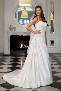Bridal gowns and wedding dresses New Zealand: Auckland, Wellington, Hamilton, North Shore. Bridal Gowns, Wedding Dresses, North Shore, Auckland, Dress Ideas, New Dress, One Shoulder Wedding Dress, Wedding Ideas, Awesome