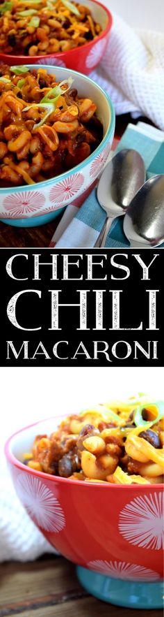 cheesy-chili-macaroni
