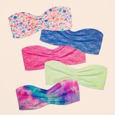 Victoria's Secret PINK Bandeaus. Super comfy!