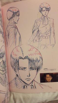This is so fricking perfect! Fanarts Anime, Manga Anime, Anime Art, Attack On Titan Levi, Levi X Eren, Levi Ackerman, Drawing Sketches, Drawings, Anime Lindo
