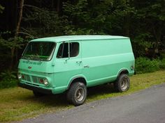 1967 4x4 Chevy Van Maintenance of old vehicles: the material for new cogs/casters/gears could be cast polyamide which I (Cast polyamide) can produce
