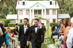 Tallahassee Wedding | Sean and Christopher's Wedding | Papaya Wedding Planning | Missy Gunnel's Flowers | Plaza Wedding | Tai Nuñez Photography | missionsanluis.org