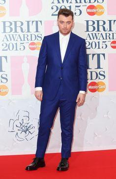 Sam Smith - Brit Awards 2015