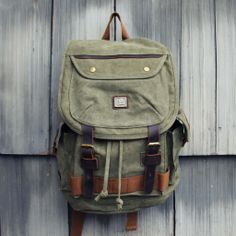 604d5e4e1b6 Nanum Falls Backpack in Sage Camping Outfits