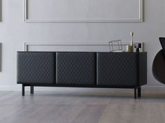 Sideboard with doors MADEMOISELLE by Miniforms design Miniform Lab