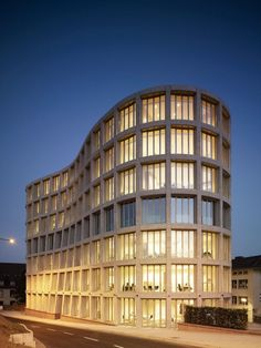Michele De Lucchi - Il Tronco office building, Pforzheim 2012....