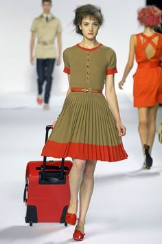 See the complete Marc by Marc Jacobs Spring 2008 Ready-to-Wear collection.