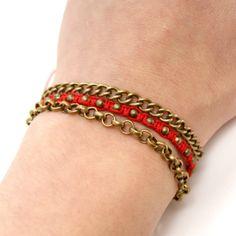 friendship bracelet string macrame bracelet