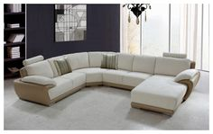 Modern sofas in order to get the most excellent ones in the market that will fit flawlessly with your home improvement project. Here are our 15 Modern Sofa Design Ideas. Best Sectional Couches, Gebogenes Sofa, Modern Sectional, Sofa Beds, Sofa Slipcovers, Fabric Sectional, Sectional Furniture, Sofa Set Designs, Modern Sofa Designs
