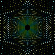 """SINGLE GIF: By Hexiosis (hexiosis.tumblr.com).    (""""buy stuff: hexeosis.com/store."""")      NOTE: PRESS """"VISIT"""" TO SEE MORE GIFS IN THIS COLLECTION.   NTS: """"V/RI"""" section ✔️"""