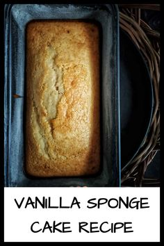 This super easy Vanilla Cake Recipe is something that you must have up on your sleeve. Print it, Save it, because I will share plenty desserts using this. MADE WITH PINGENERATOR.COM Vanilla Cake Recipe With Oil, Cake Recipes With Oil, Vanilla Loaf Cake, Basic Sponge Cake Recipe, Vanilla Sponge Cake, Sponge Cake Recipes, Easy Cake Recipes, Cake Receipe, Cakes Made With Oil
