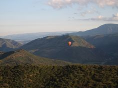 Hot Air Ballooning in Vail, CO