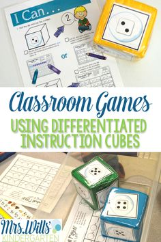 Differentiated cubes