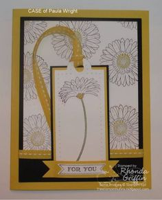 Reason to Smile Bookmark card by rhondag - Cards and Paper Crafts at Splitcoaststampers