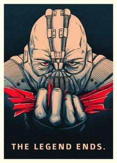 The Dark Knight Rises: Batcrusher  Fan Art by Yulian Ardhi